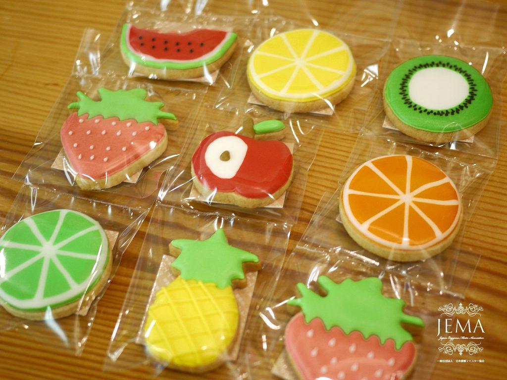 酵素ジュースアイシングクッキー